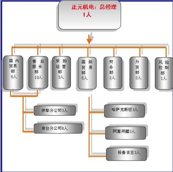 (二)企业目前股权结构